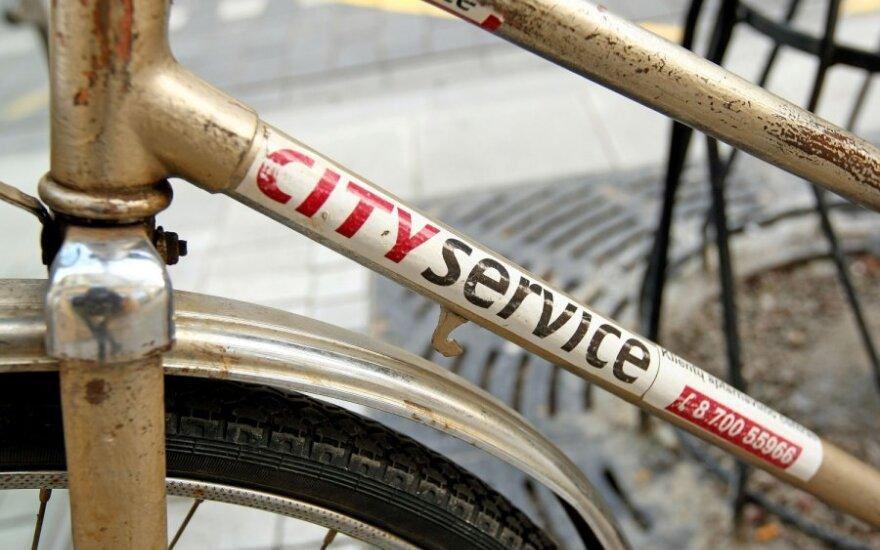 """""""City Service"""" ketina išmokėti 9,8 mln. eurų dividendų"""