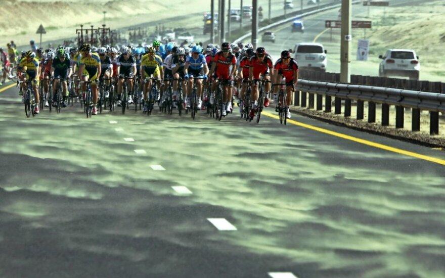 """Dubai Tour"" lenktynės"