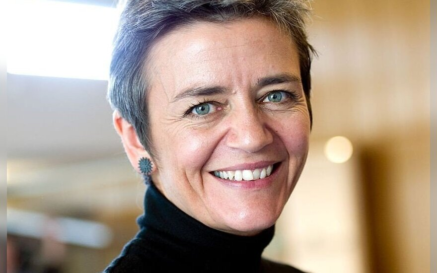 Margrethe Vestager. The Mark News photo