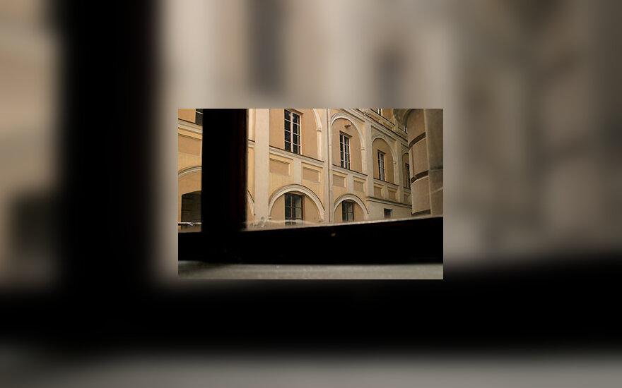 Vilniaus universiteto kiemas pro langą