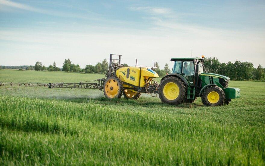 Žemės ūkio ministerija mažins biurokratinę ūkininkų naštą