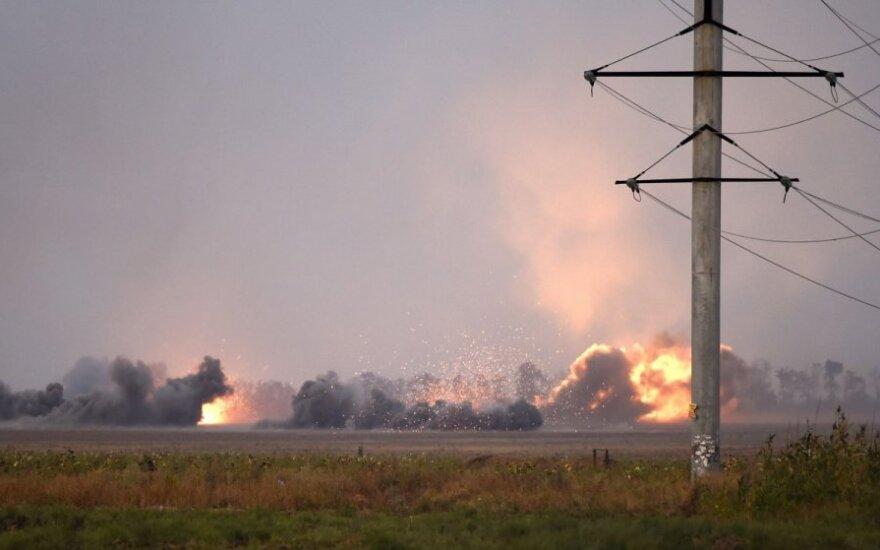 Kijevas: Ukrainoje žuvo apie 2 tūkst. Rusijos karių