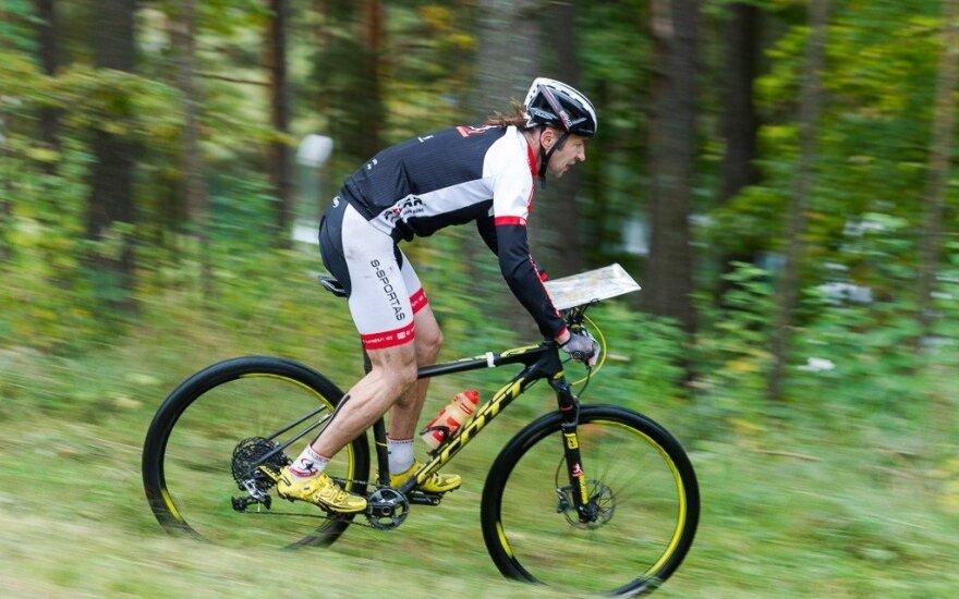 Orientavimosi sporto kalnų dviračiais čempionatas
