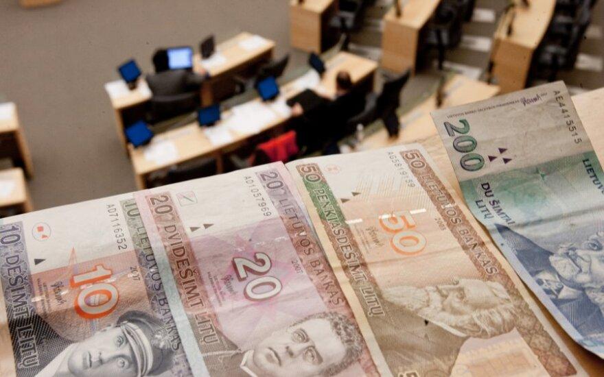Nauja valdžios idėja: pensininkams kompensuoti ir kainų augimą