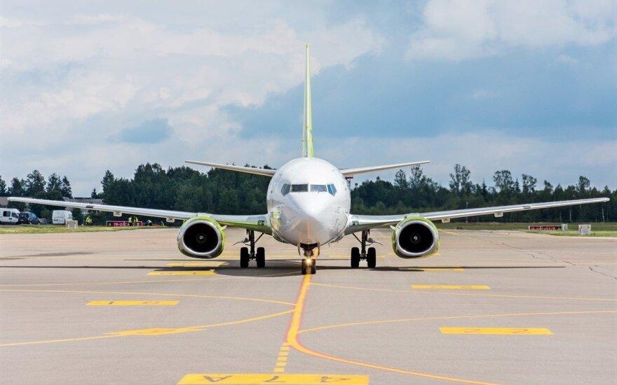 Oro uosto ženklinimas