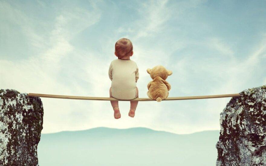 Mažiau, bet geriau – paprastas laimingos vaikystės receptas