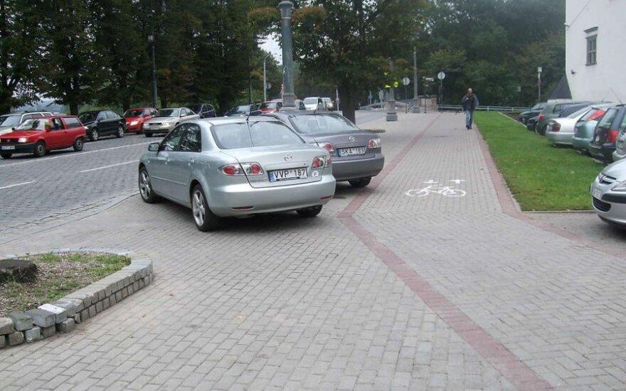 Vilniuje, Arsenalo g. 3. 2011-09-02