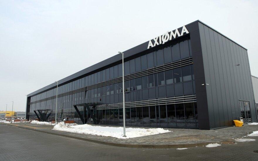 """Axioma Metering"" gamykla"