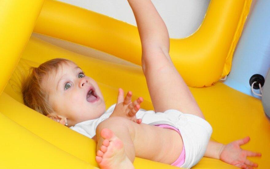 Ar esate pasiruošę tapti tėvais?