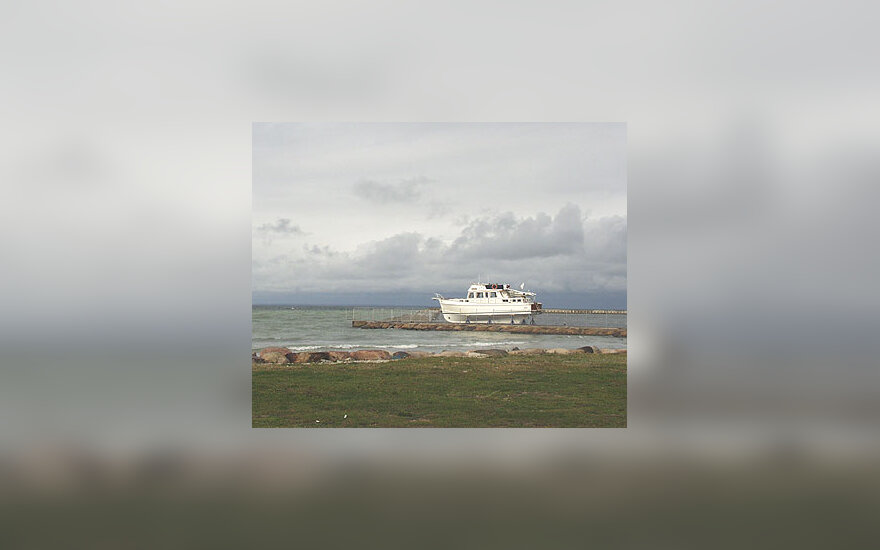 Jūra, laivas