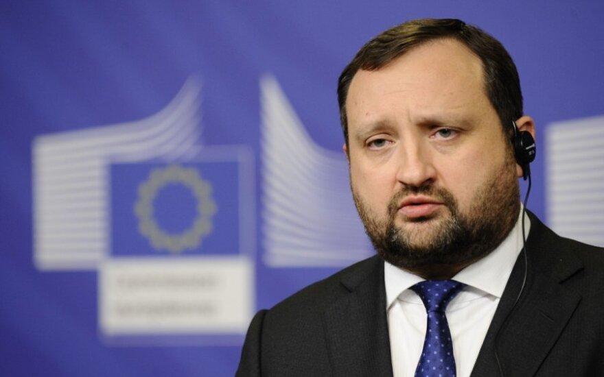 Buvęs Ukrainos ministro pirmininko pavaduotojas Sergejus Arbuzovas