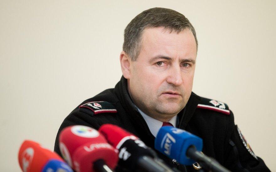 Požėla paskirtas generaliniu policijos komisaru