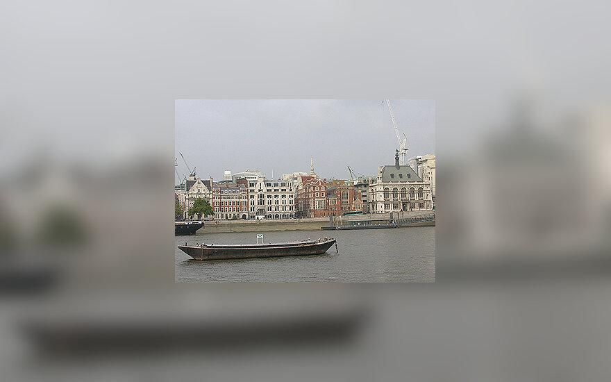Londonas, Temzė, upė