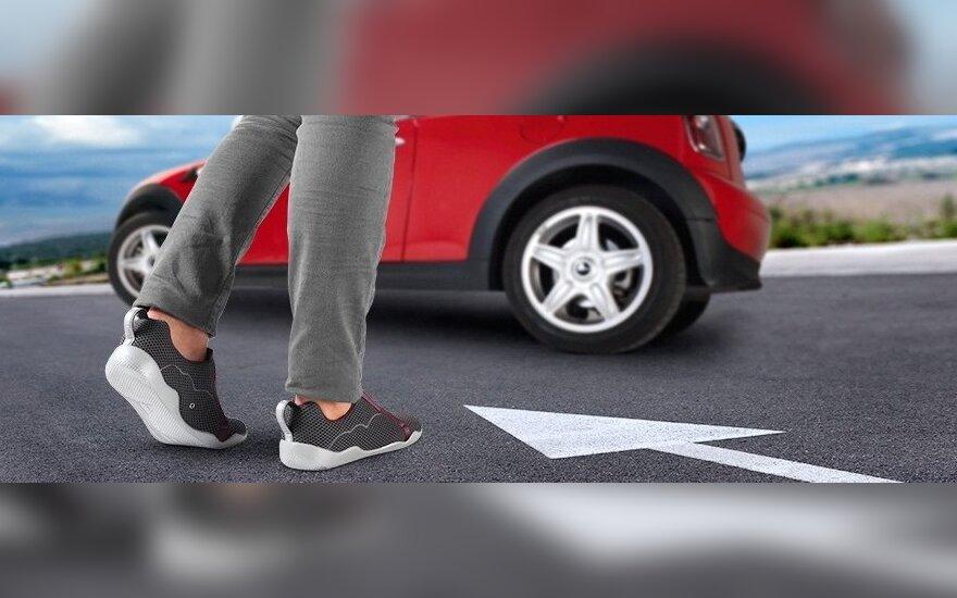 Batai vairavimui