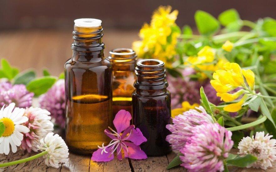 Aromaterapeutė: eteriniai aliejai gali pagerinti gyvenimo kokybę