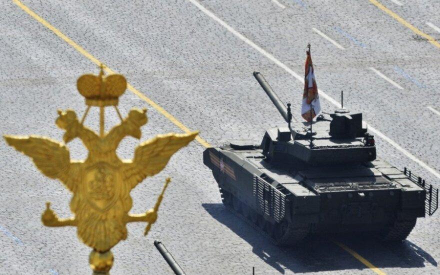 Lietuva turėtų tiek erzinti Rusiją, kad ji pradėtų gintis