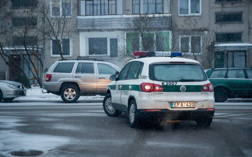 Šiauliuose protestuos policijos profsąjungos