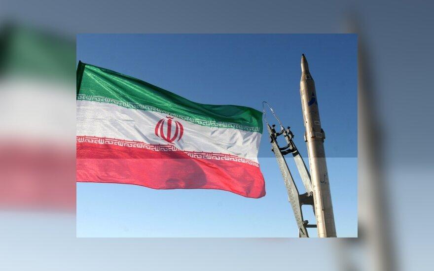 Irano raketa Sajil