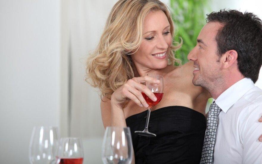 Moterys atvirauja, ko jas išmokė romanas su vedusiu vyru