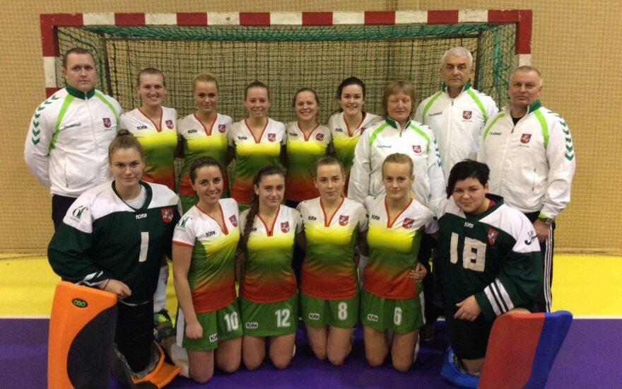 Lietuvos moterų žolės riedulio rinktinė