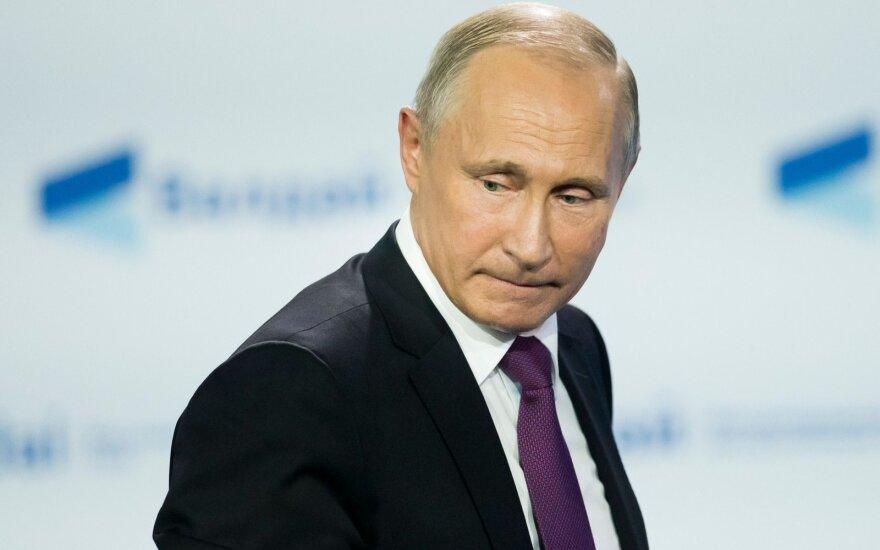 Ekspertai: konfliktas Sirijoje Putinui gali būti lemtingas