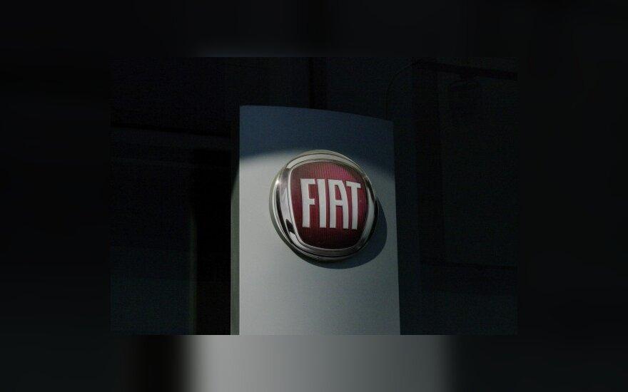 """Atidaryta pirmoji elektroninė """"Fiat"""" aksesuarų parduotuvė"""