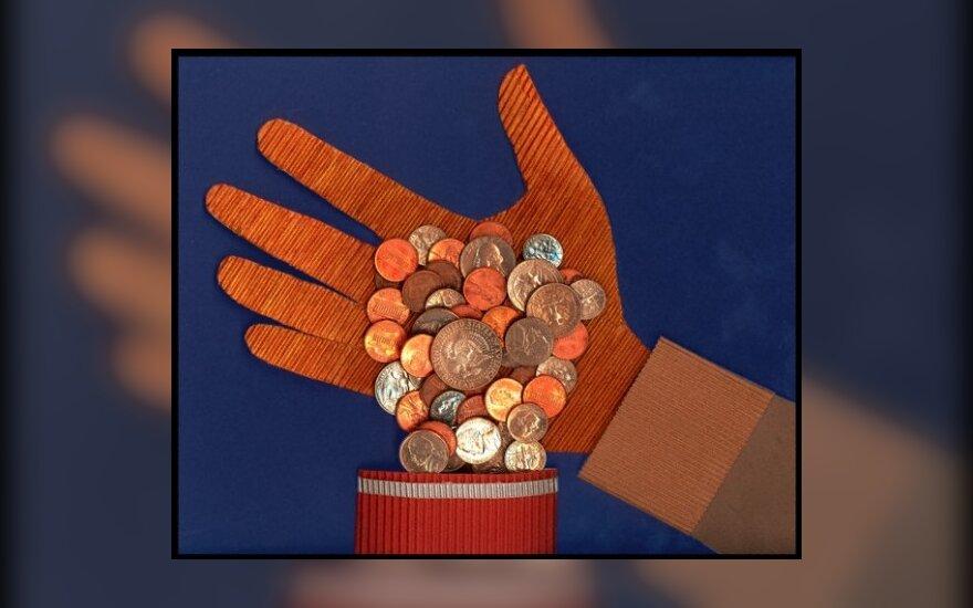 3 proc. naujų įmonių vadovų turi skolų šleifą
