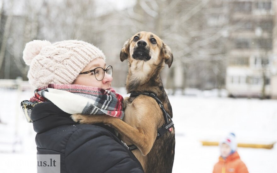 Kalytė Ela padėjo įveikti baimę šunims: sunku patikėti, kaip ji mane pakeitė