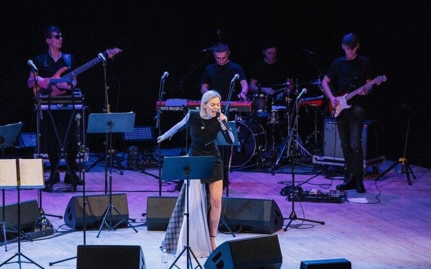 """Monikos Linkytės ir """"London Community Gospel Choir"""" koncertas Klaipėdoje"""
