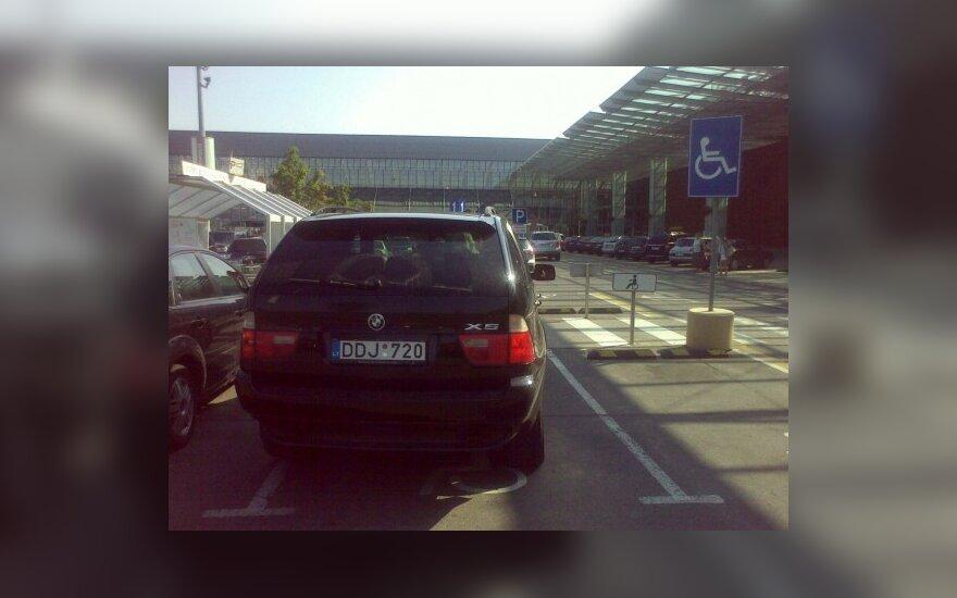 """Vilniuje, prie PC """"Akropolis"""". 2010-08-01, 10.40 val."""