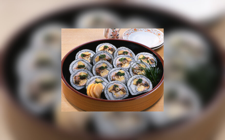 Ura Maki suši