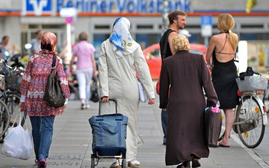 Turkai pradeda gauti prieglobstį Lietuvoje