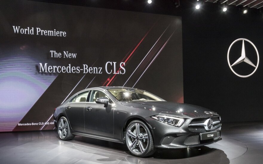 """""""Mercedes-Benz CLS"""""""