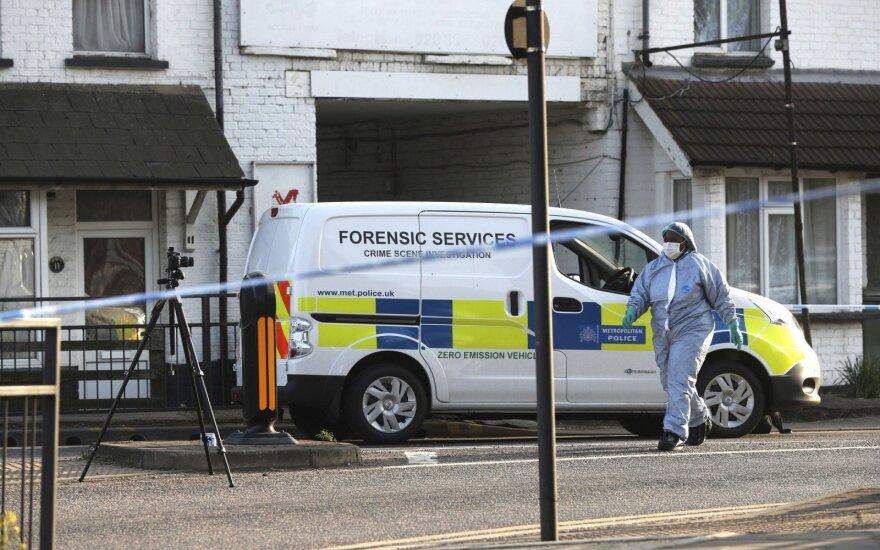 Londoną krečia nusikaltimų banga