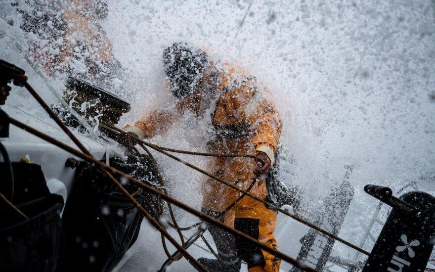 Volvo Ocean Race / James Blakes