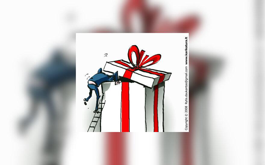 Politikai ir dovanos