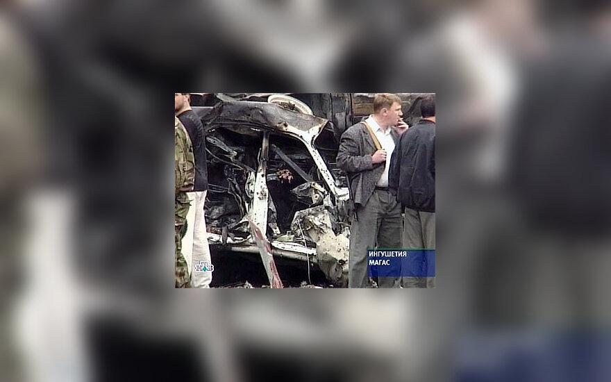 Po teroro akto Ingušijoje