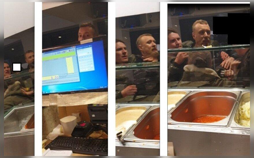 Kauno policija prašo visuomenės pagalbos: ieškomi muštynes sukėlę asmenys
