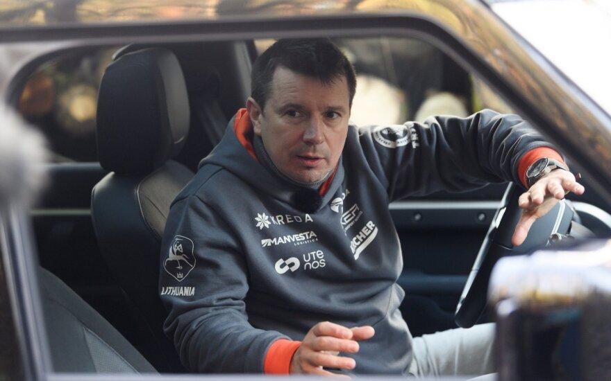 Juknevičiaus Dakaro automobilis pasiekė Saudo Arabiją: teko apsišarvuoti kantrybe