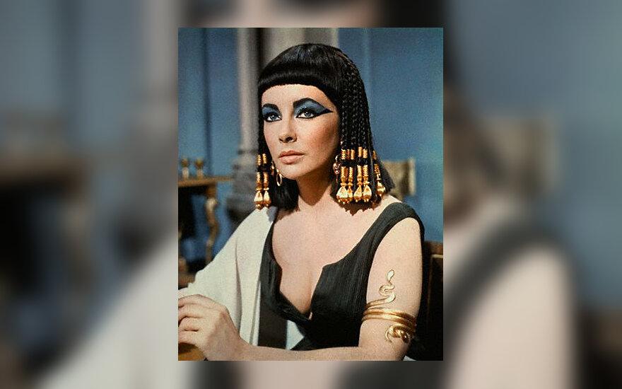 Kleopatra - Elizabeth Taylor