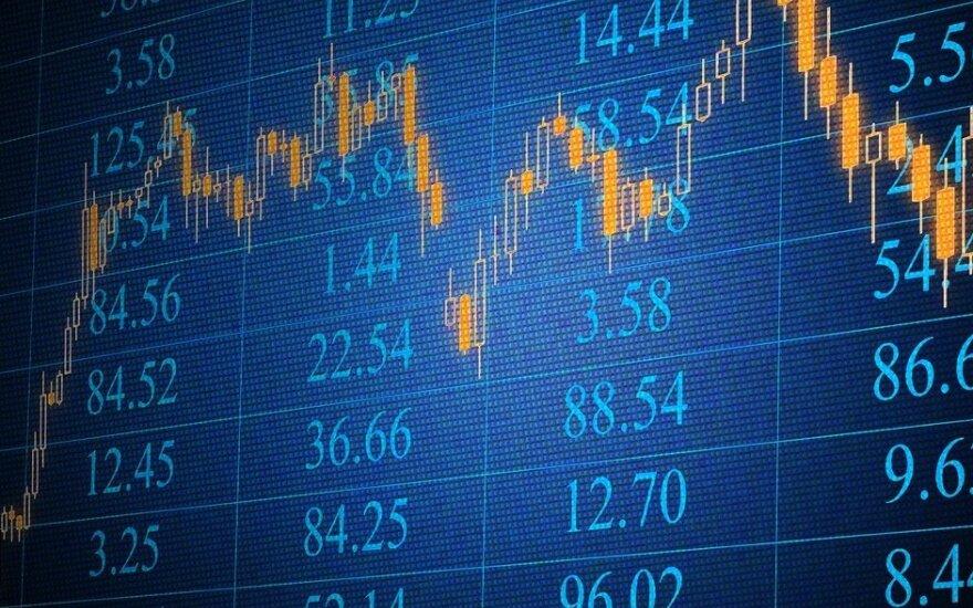 """""""Biržos laikmatis"""": akcijų ir obligacijų rinkose įsisiūbuoja korekcinės nuotaikos"""
