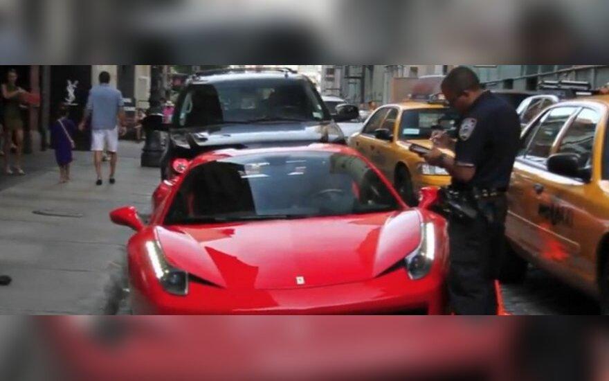 Ferrari Niujorke