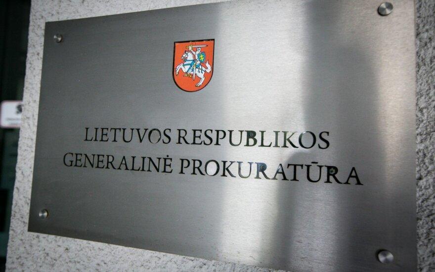 Prokuratūra iškėlė dvi bylas dėl koronaviruso užkrato platinimo
