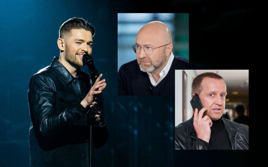 Jurijus Veklenko, Audrius Giržadas ir Martynas Tyla