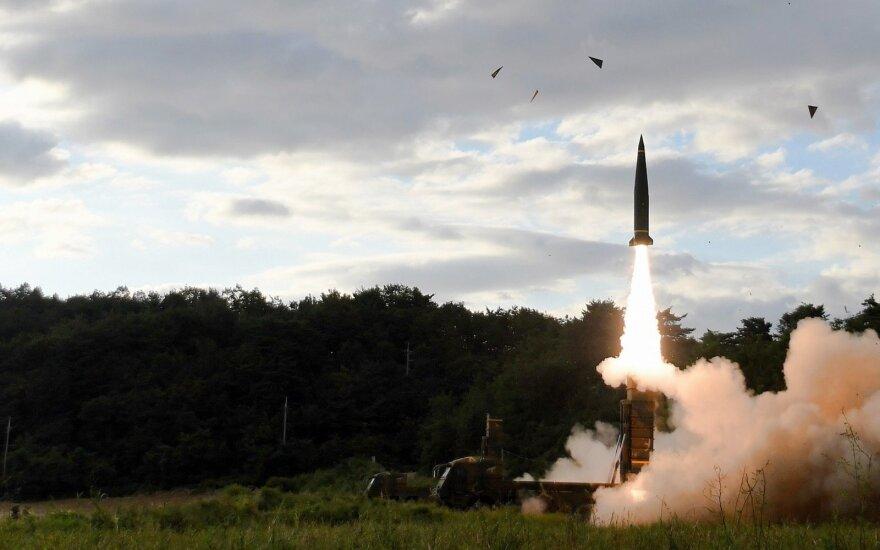 Sąmyšis Havajuose: sulaukė perspėjimo apie artėjančią raketą