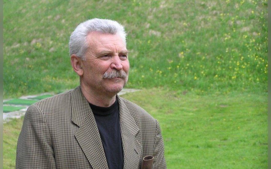 Almis Grybauskas / Foto: Kornelijaus Platelio