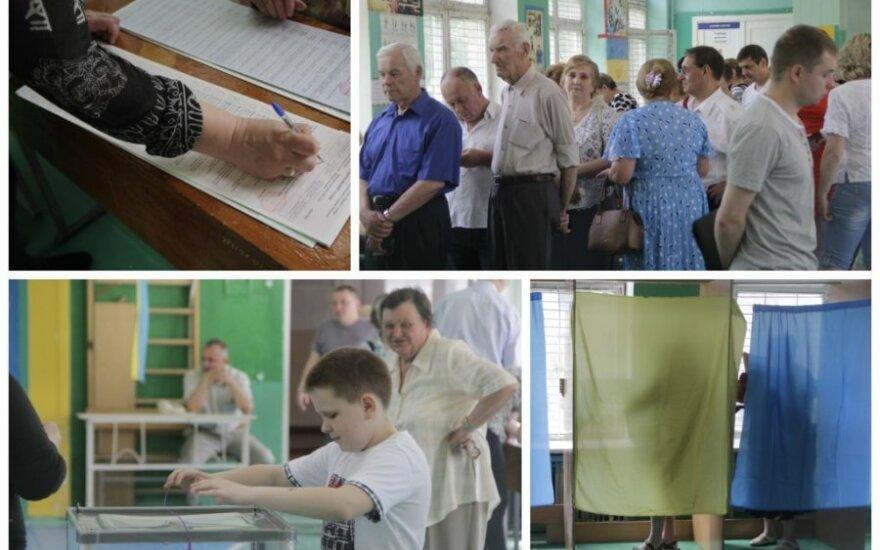 Rinkimai Kijeve: už tą, kuris pajėgs įveikti rusų agresorius