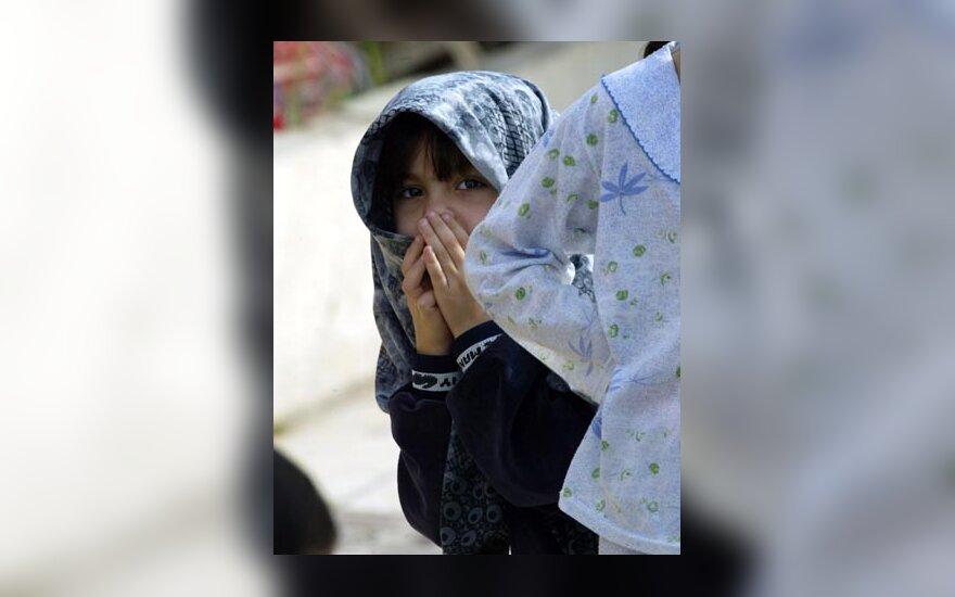 Irakietė mergaitė, Irakas, irakiečiai