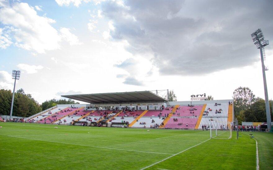 """""""Sūduvos"""" ARVI stadionas"""