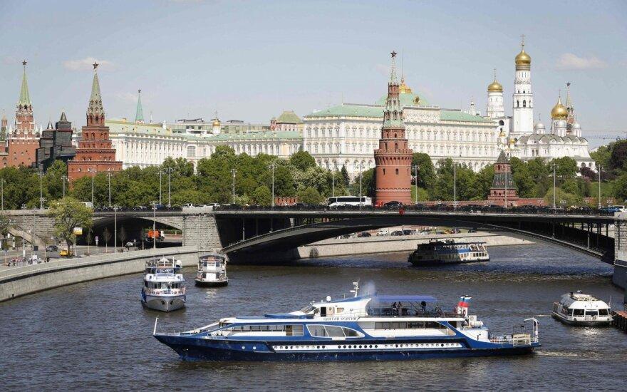 Rusijos federalinio iždo perviršis pirmąjį pusmetį - 1,9 proc. BVP